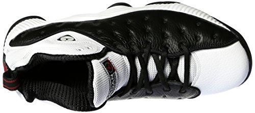 Jordan Nike Hombres Jumpman Team Ii Coolgrey 819175-003 Negro / Negro-blanco-equipo Universitario Rojo