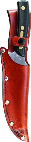 Schrade Deerslayer with Leather Sheath