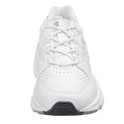 Propet Women's Stability Walker Sneaker,White,5 H 4E US