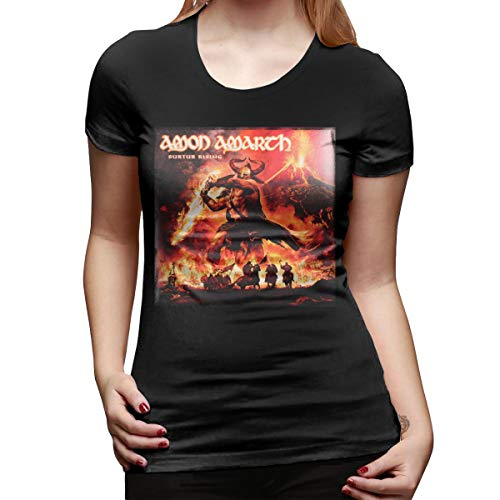 CAOI UUC Amon Amarth Surtur Rising Gym Drawstring Backpack Shoulder Bags