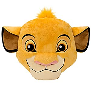 "Disney – Simba Plush Pillow – 15"" – New"