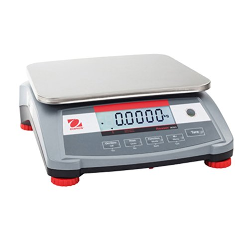OHAUS 30031708 R31P3 Ranger 3000 Compact Bench Scale, 3 kg ()