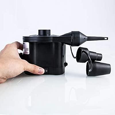 Inflador y deflactor de Bomba de colchón de Aire eléctrico ...