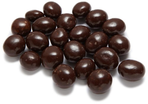 SunSpire Grain-Sweetened Dark Chocolate Expresso Beans, 10 Pound - Expresso Grain