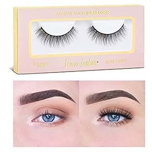 Amazon Com Icona Lashes Premium Quality False Eyelashes Love