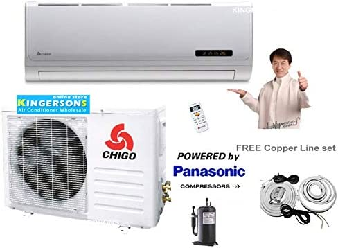 Amazon Com Chigo 12 000 Btu Ductless Mini Split Air Conditioner