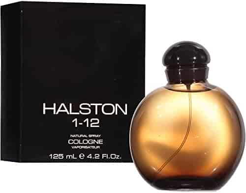 Halston 1-12 by Halston for Men, Cologne Spray, 4.2-Ounce