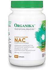 ORGANIKA NAC (N-ACETYL-L-CYSTEINE) 180 VCAPS