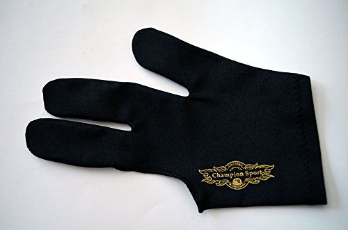 5-Champion-Sport-Black-Pool-Glove-Left-Handed-5-Gloves-Per-Packageget-One-Free-Glove-Retail-Price-2900