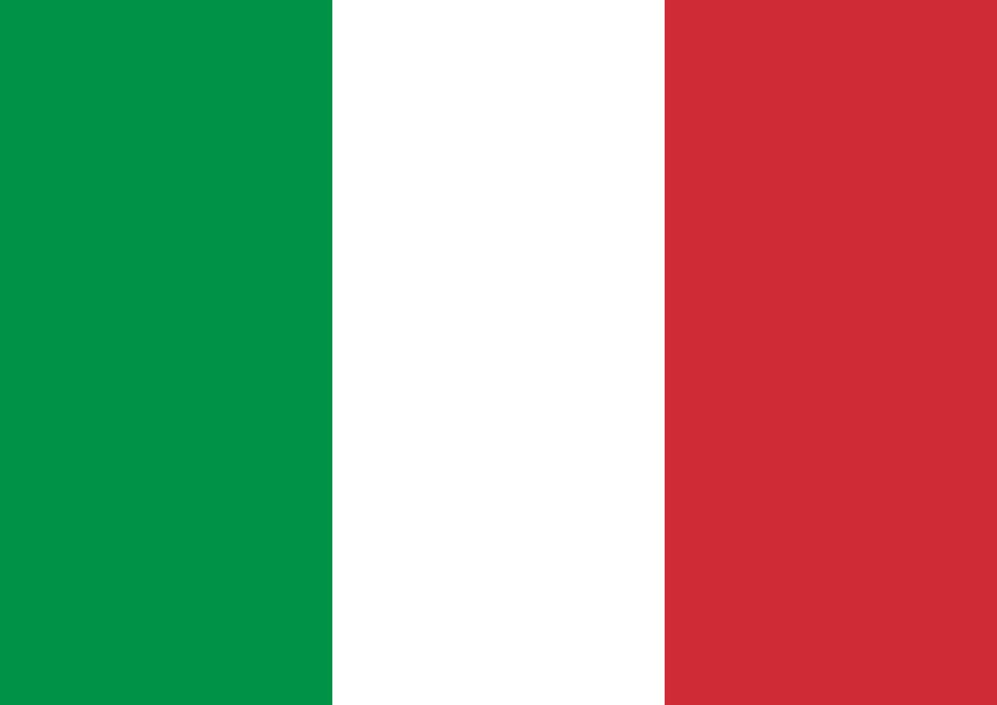 Toland Home Garden Flag of Italy 12.5 x 18 Inch Decorative Country Nation Garden Flag