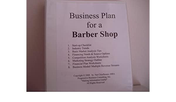 barber shop business plan in the philippines