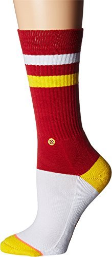 Stance Women's USC Fight Classic Crew Maroon Sock
