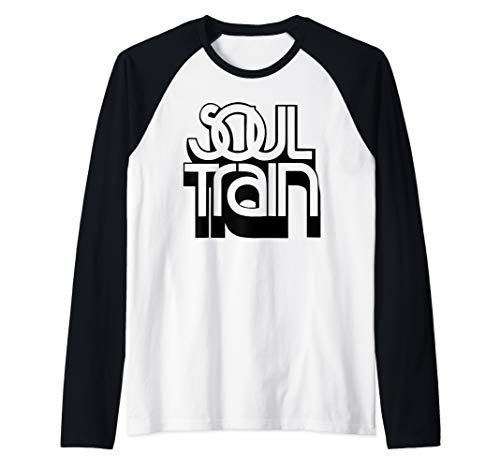 Boogie Dance Train Love Soul  Raglan Baseball Tee ()