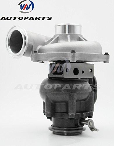 GTP38R - Turbocompresor con rodamiento de bolas para Ford Serie F con motor de carreras de potencia Navistar 7,3 L: Amazon.es: Coche y moto