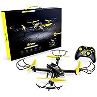 Airhawk M-13 Predator Drone With HD Camera, Yellow