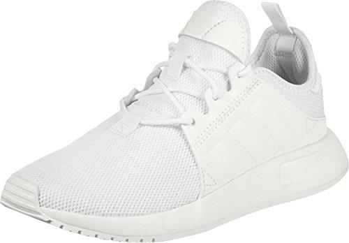 adidas Unisex-Kinder X_PLR J Gymnastikschuhe Elfenbein (Ftwr White/ftwr White/ftwr White)