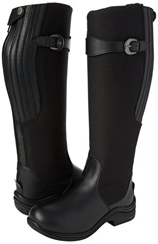 Da Fleece Lined Boot Toggi Equitazione Chinook Adulto Stivali Nero Unisex w46qWFR