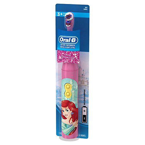 Oral-B Pro-Health Stages Disney Princess Power Kid's Electric Toothbrush (for children age 3+)