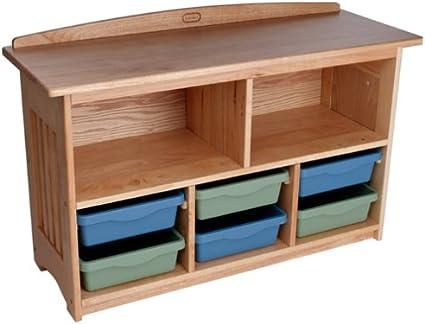 Amazon Com Little Tikes Mission Design Storage Center Toys Games