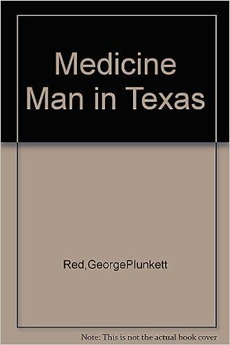 Medicine Man in Texas