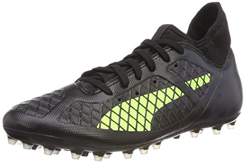 Football Mg 18 Puma Yellow Pour asphalt Homme puma 3 Future fizzy Noir Chaussures De Black wqRAxpZYAt