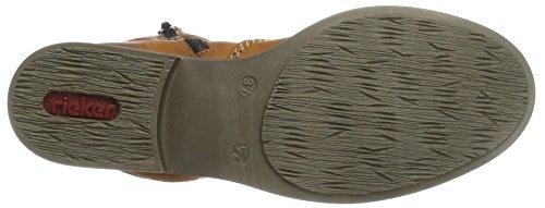 Rieker Women's Z4180 Boots Brown (Cayenne/Kastanie) rlz3A39bl