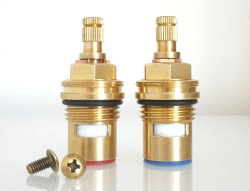 fits BLANCO 1/2 replacement brass ceramic disc tap valve ...