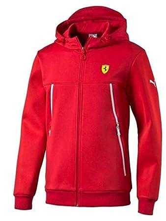 puma ferrari hooded jacket on sale   OFF36% Discounts 2fbe7ec984e90