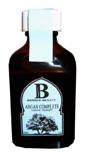 Argan Complete Hair Oil Therapy with CoQ10 (1 full ounce)