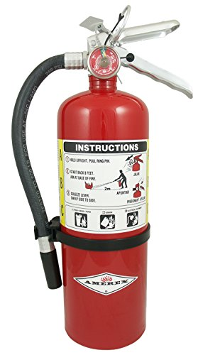 Amerex Chemical Class Extinguisher Bracket