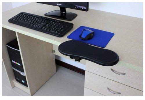 Ergonomic Adjustable Computer Desk Extender Arm Wrist
