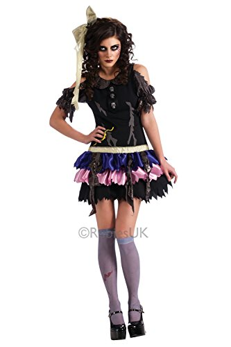 Rubie (Rag Doll Halloween Costume Uk)