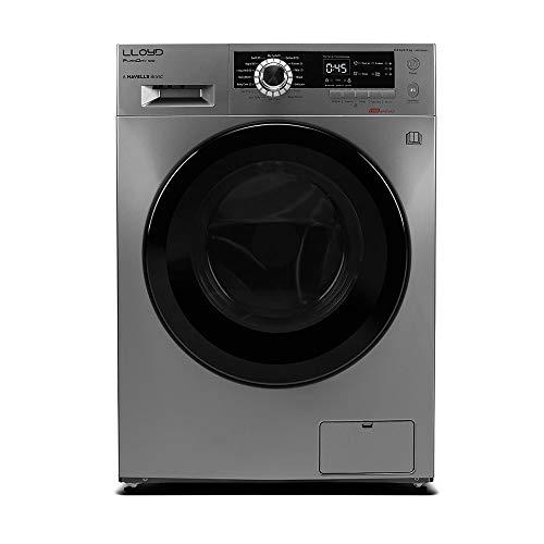 LLOYD Washer Dryer Fully Automatic Front load 8.0 kg washing machine (LWDF80DX1)