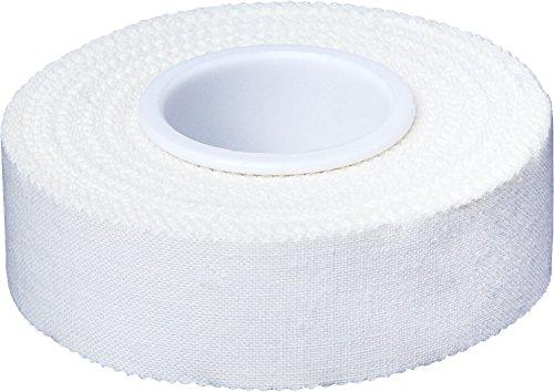 Cawila Premium Sporttape, einzeln, einfarbig weiß, verschiedene Größen (2,0cm x 10m)