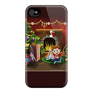Whystandlook Iphone 6plus Well-designed Hard Cases Covers Christmas Surprise Protector