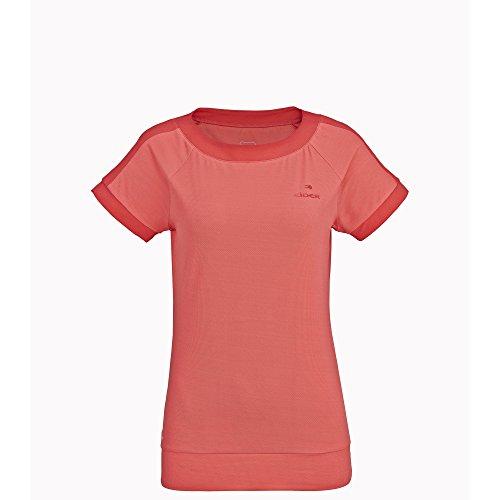 Eider Sparkle Poppy-Camiseta para mujer, diseño de mujer, color rosa rosa Talla:38 - rosa