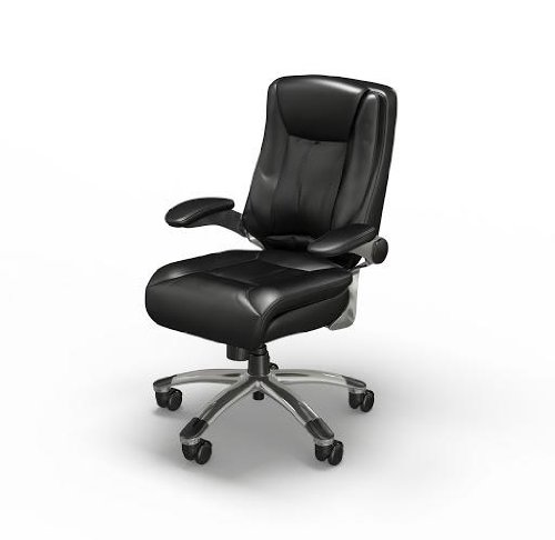Ultimo Mid Back Eco-Leather Manager Chair (Ultimo Executive Mid Back Chair)