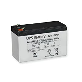 Replacement Battery - Compatible with APC BACK-UPS ES BE550G 7 Package contains 1 battery (VB9-12) Replacement for BE450G, BE550G, BE650G, BE650G1, BE750G Guaranteed compatibility with OEM battery