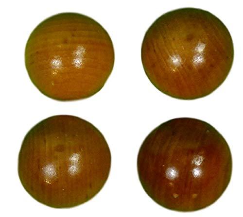 Edmunds HC Handi Clamp Plastic Ball Knobs, 4-Pack