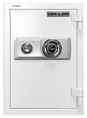 Hollon HS-500D 2 Hour Fireproof Home Safe - Fire Rated Fireproof Safe