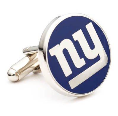 New York NY Giants NFL Cufflinks Cuff -