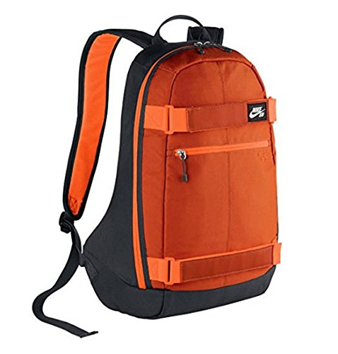 Nike SB Embarca Backpack Orange/Black by Nike
