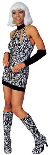Rubie's Hooker Costume - Wild Thang Dress -