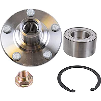 SKF BR930569K Wheel Bearing and Hub Assembly Repair Kit: Automotive