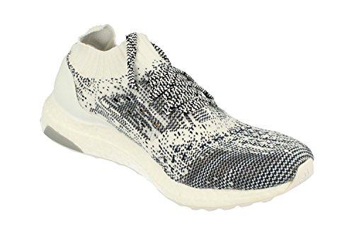 adidas Ultraboost Uncaged M Herren Laufschuhe Run White Navy Ba9616