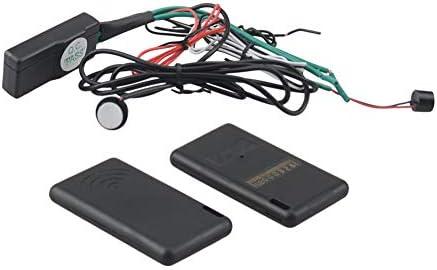 inmovilizador inal/ámbrico Cerradura del Motor del autom/óvil Alarma Inteligente Auto-secuestro del autom/óvil KIMISS Dispositivo antirrobo