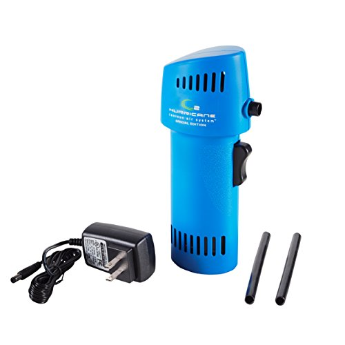Best Canned Compressed Air Alternative - The O2 Hurricane 220+ MPH Canless Air SPECIAL EDITION by Canless Air