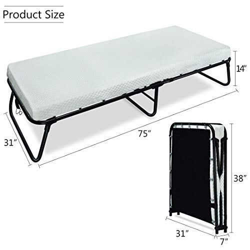 Buy rated rollaway bed