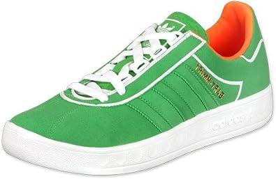 Adidas Trimm Trab Lo Sneaker 9,5 signal greenwhite: Amazon