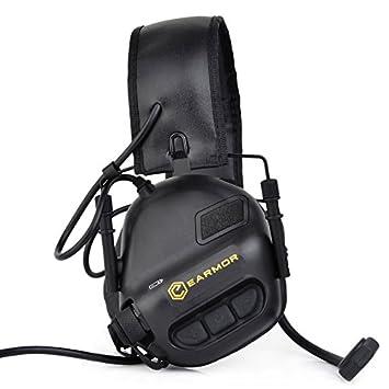 opsmen electrónico audiencia comunicación protección orejeras auriculares, M32 serie Suprime perjudiciales amplificador de ruido bajo